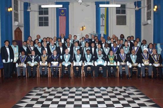 Persidangan Freemason di Pulau Pinang