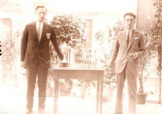 Joan Claret y Joan Vilajosana