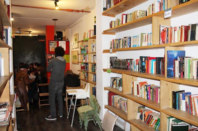 café, libros , valencia