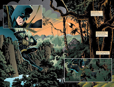 Batman / Aliens # 1-2