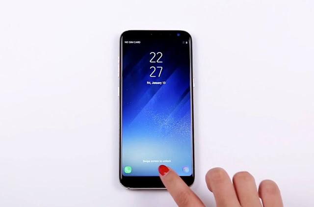 Smartphone yang Mirip Galaxy S8