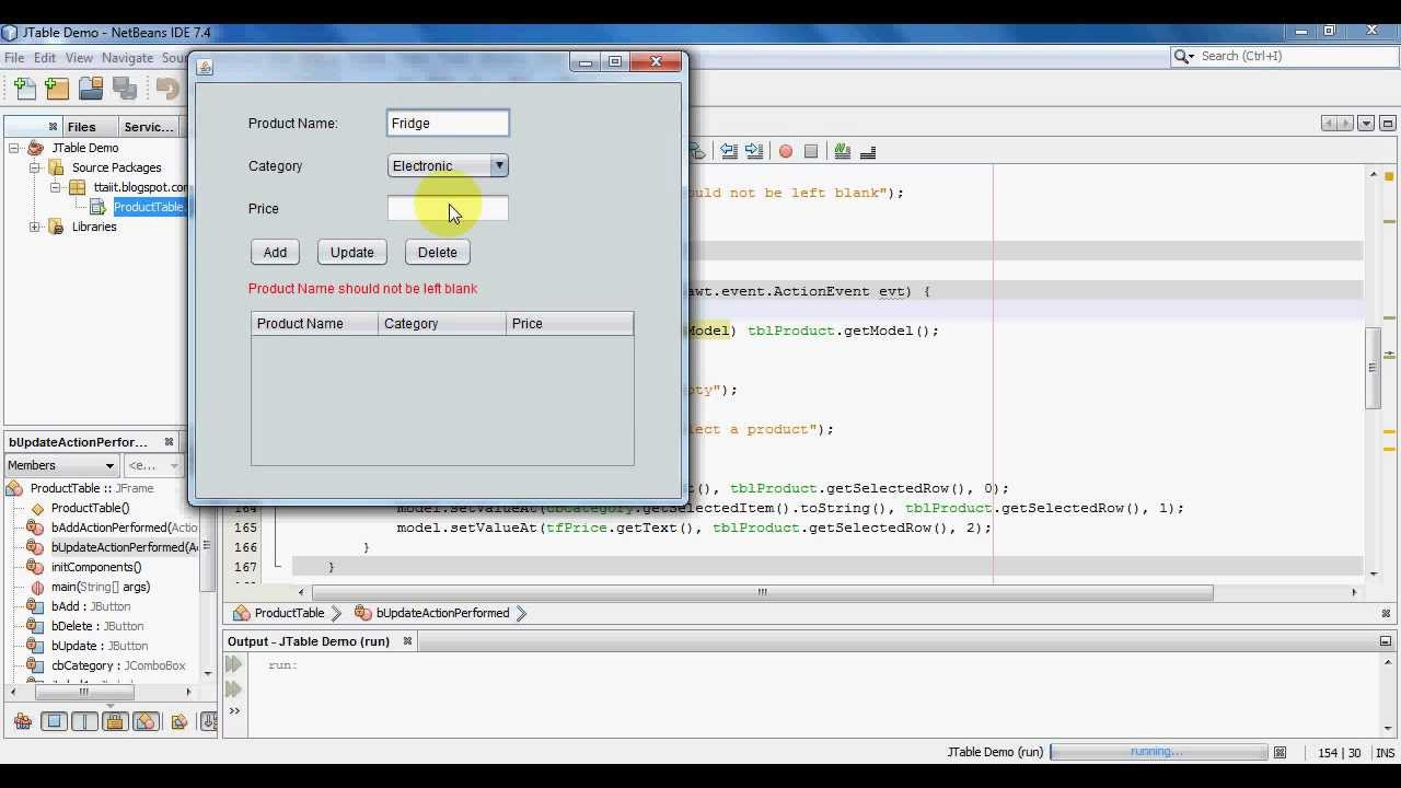 Top 10 Java Swing Interview Questions Answers asked in