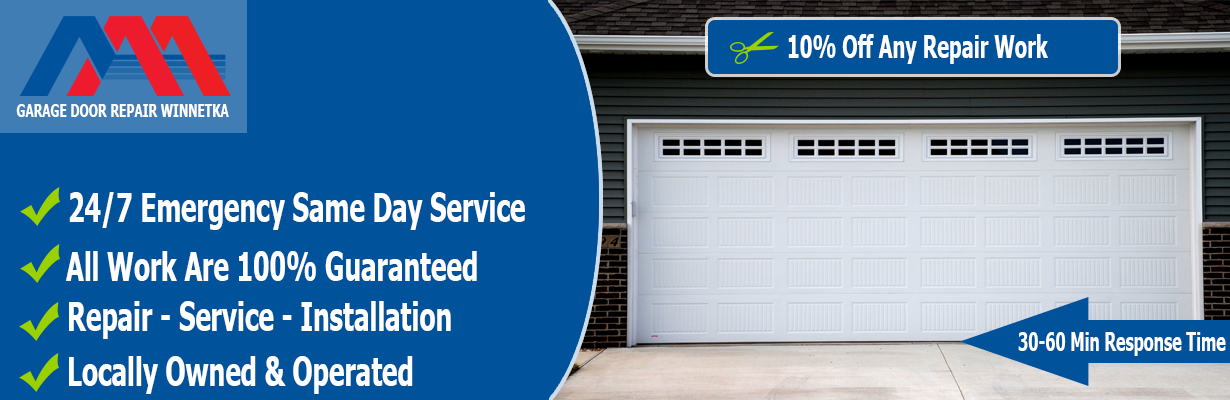 AAA Garage Door Repair Winnetka