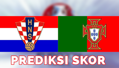 EURO 2016 : Prediksi Skor Akhir Kroasia VS Portugal 26 Juni 2016