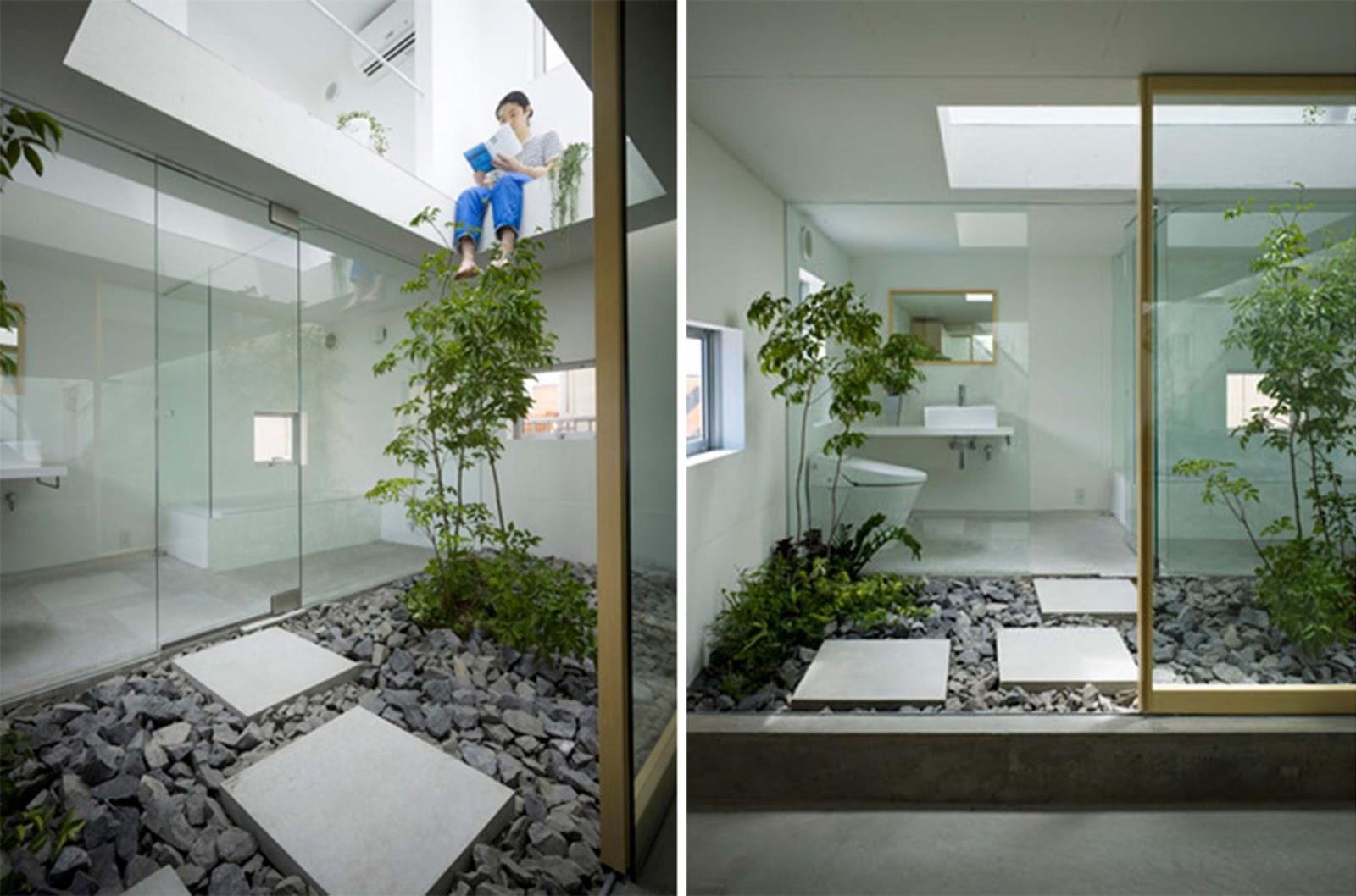 Suppose design casa giardino in moriyama arc art blog for Giardino design