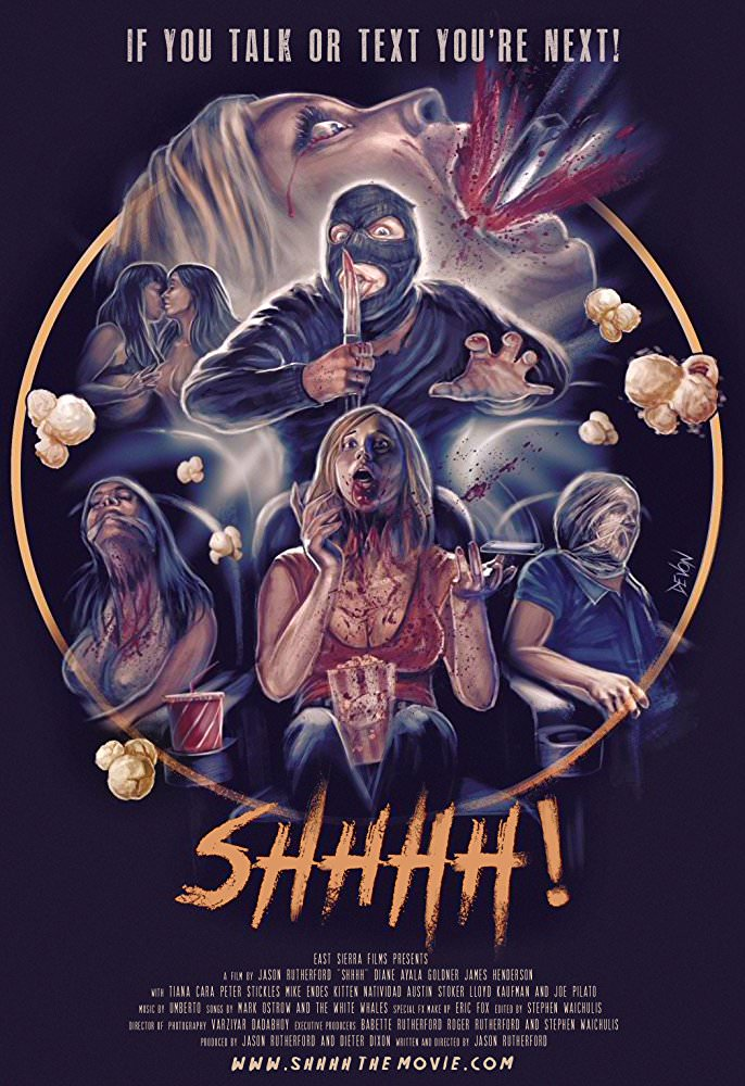 Shhhh 2018 Full Movie Download Hd 720p WEB-DL