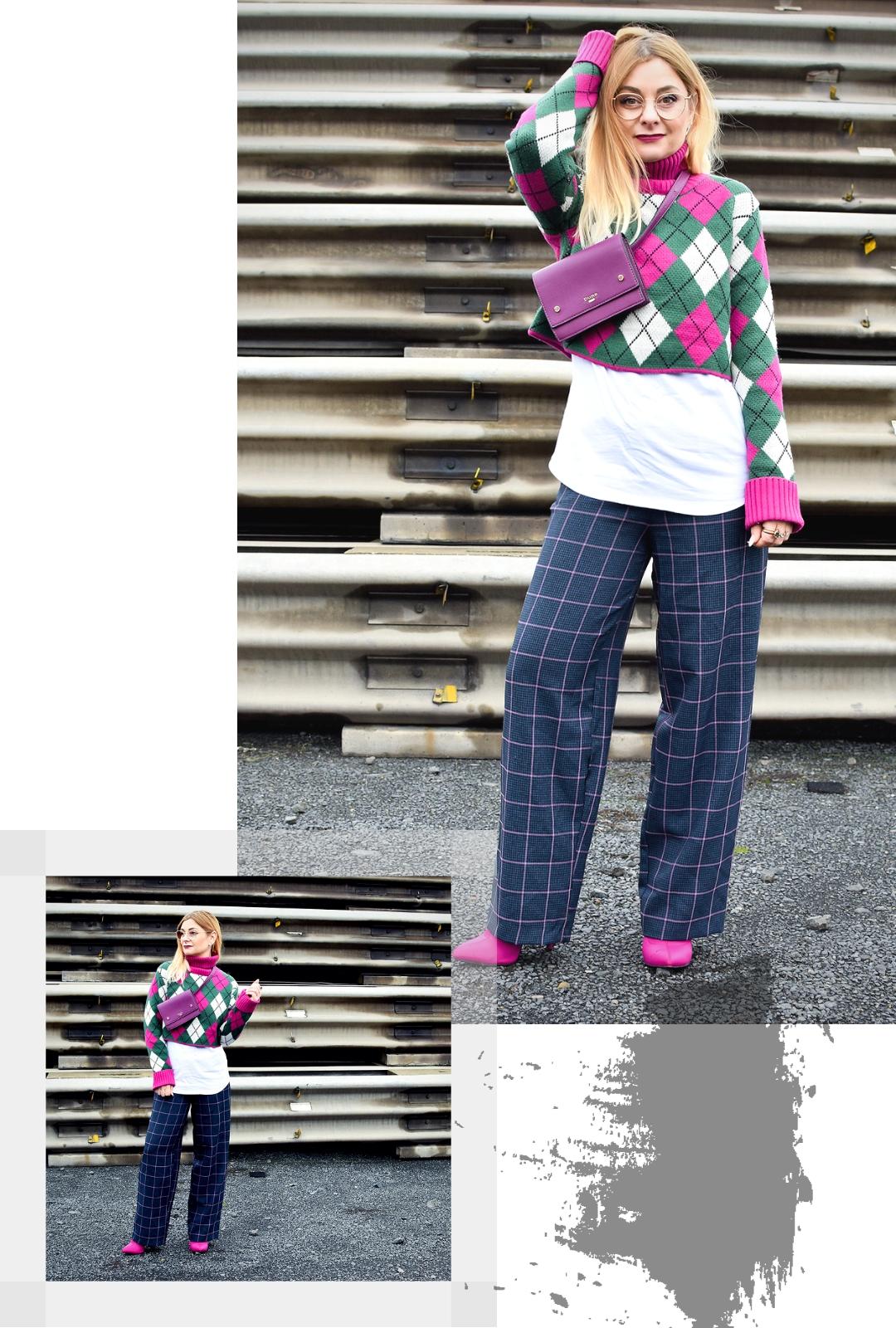 Tricks wie Du einen Crop Sweater richtig kombinierst