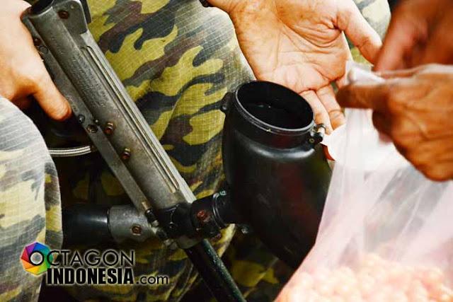 PAKET PAINTBALL CIKOLE | Paket Outbound di Lembang Bandung