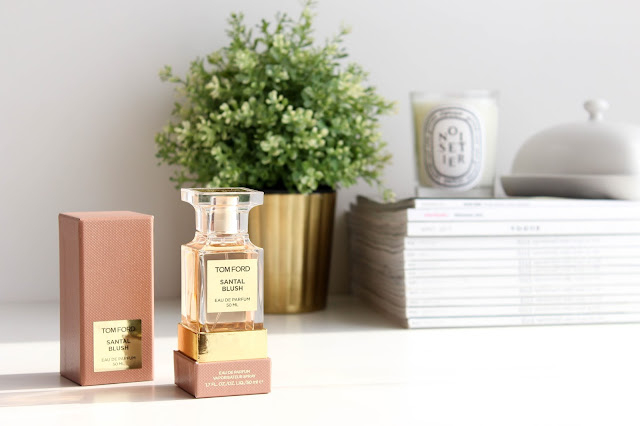 tom ford santal blush blog