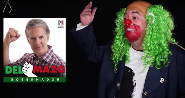 """Brozo"" critica el ""pinche chanchullo"" que hubo en Edomex a favor de ""Alfredo Tercero"" (VIDEO)"