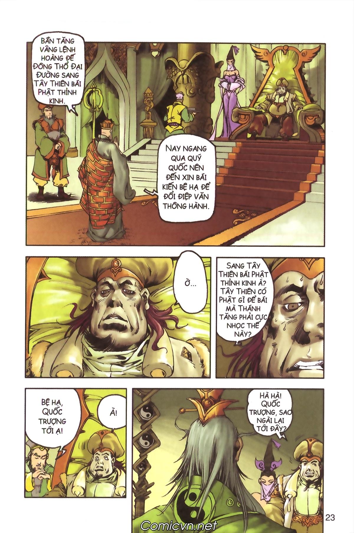 Tây Du Ký màu - Chapter 130 - Pic 3