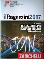 Il Ragazzini 2017 Dizionario inglese Zanichelli