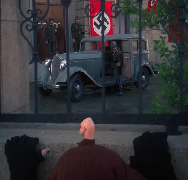 Puppet Master III: Toulon's Revenge