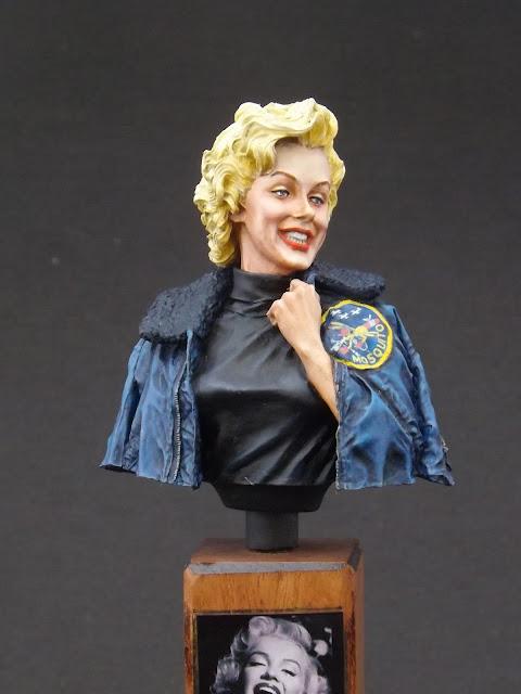 Marilyn Monroe 1/10 - Life Miniatures Marylin%2B1