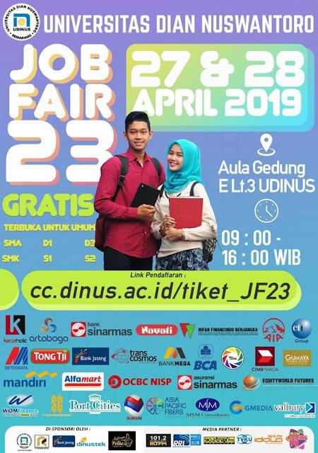 Job Fair di Kota Semarang