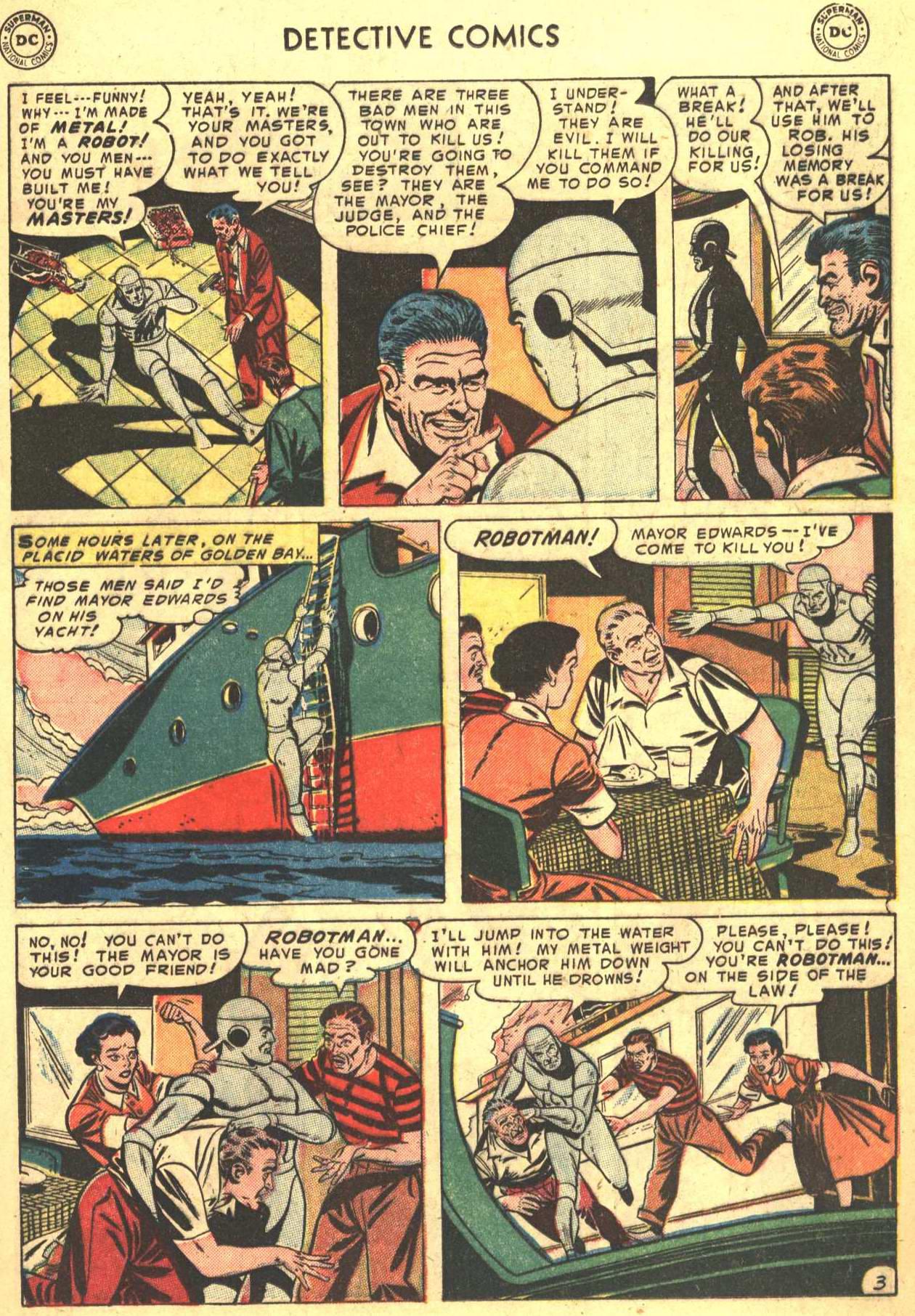 Detective Comics (1937) 198 Page 18