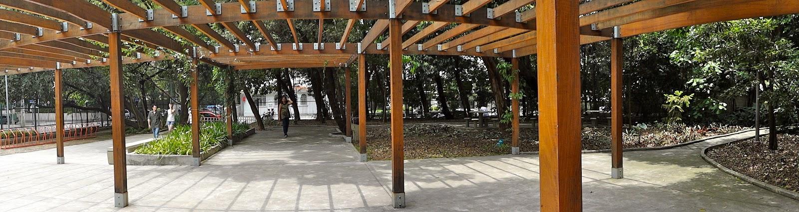 DSC00110 2 - Série Avenida Paulista: a Villa Fortunata e o parque. Como é o nome mesmo?