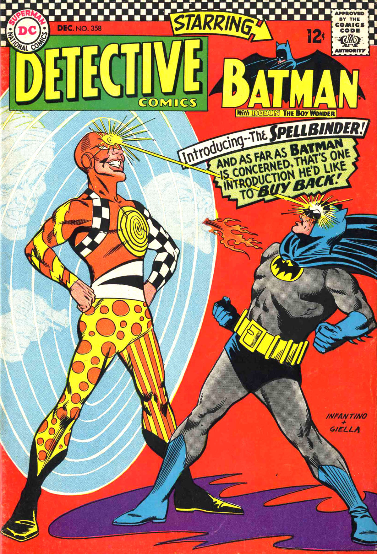 Detective Comics (1937) 358 Page 1