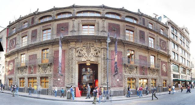 El Barroco en México | Arquitectura civil | Casas Señoriales