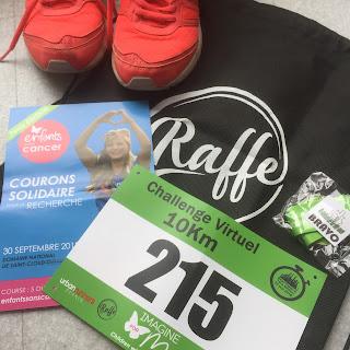 """Raffe Race, la course """"virtuelle"""""""