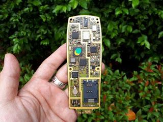 Mesin Ericsson R310s Hiu Untuk Kanibalan