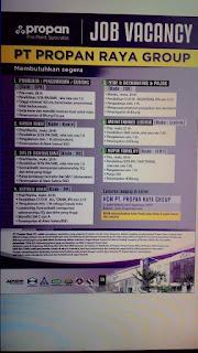 PT. Propan Raya ICC Tangerang