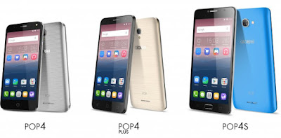 Familia Alcatel Pop 4