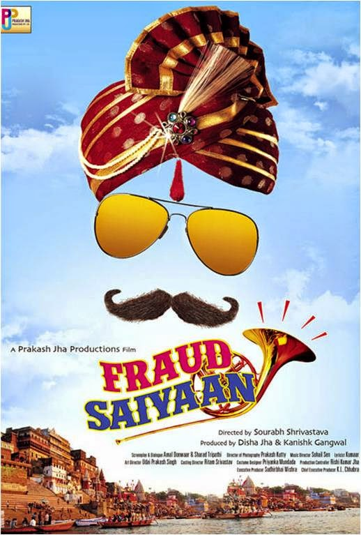 Arshad Warsi's Fraud Saiyyan movie poster