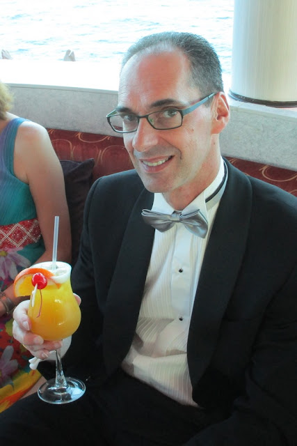 Celebrity Eclipse Formal Evening formal cocktail