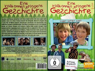 Совершенно невозможная история / Eine vollkommen erlogene Geschichte. 1977.