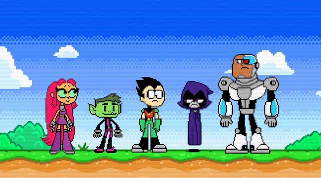 Lucha de titanes - Cartoon Network Juegos Gratis