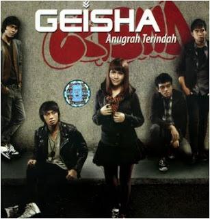 Download Lagu Geisha Mp3 Album Anugerah Terindah Full Rar Lengkap