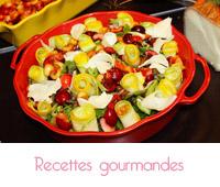 Recettes faciles de salades colorées et délicieuses aux fruits et légumes primeurs