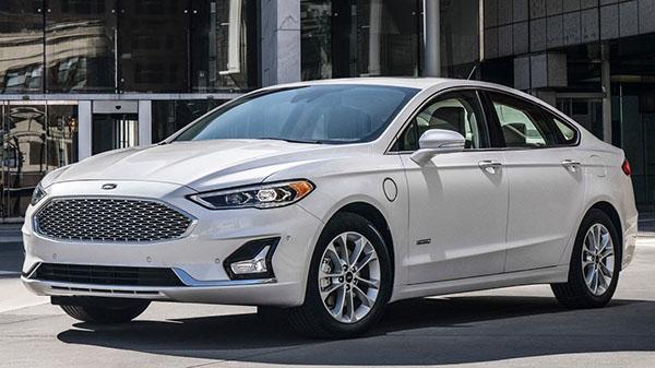 Burlappcar: 2019 Ford Fusion