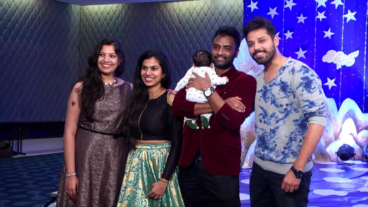 Sravana Bhargavi and Hemachandra Baby's Grand Cradle Ceremony