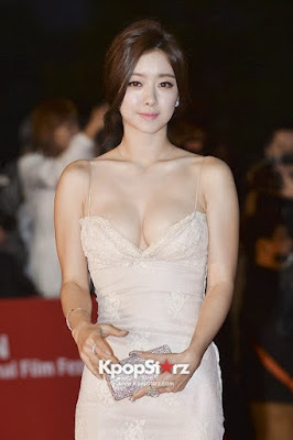 Hong Soo Ah Red Carpet