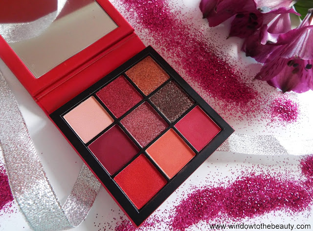 Huda Beauty Ruby opinie
