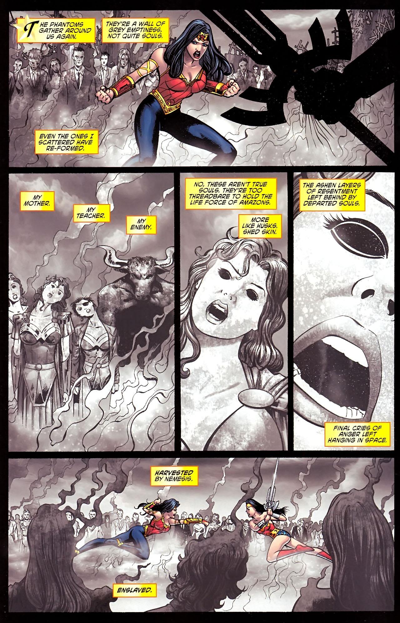 Read online Wonder Woman (2006) comic -  Issue #613 - 5