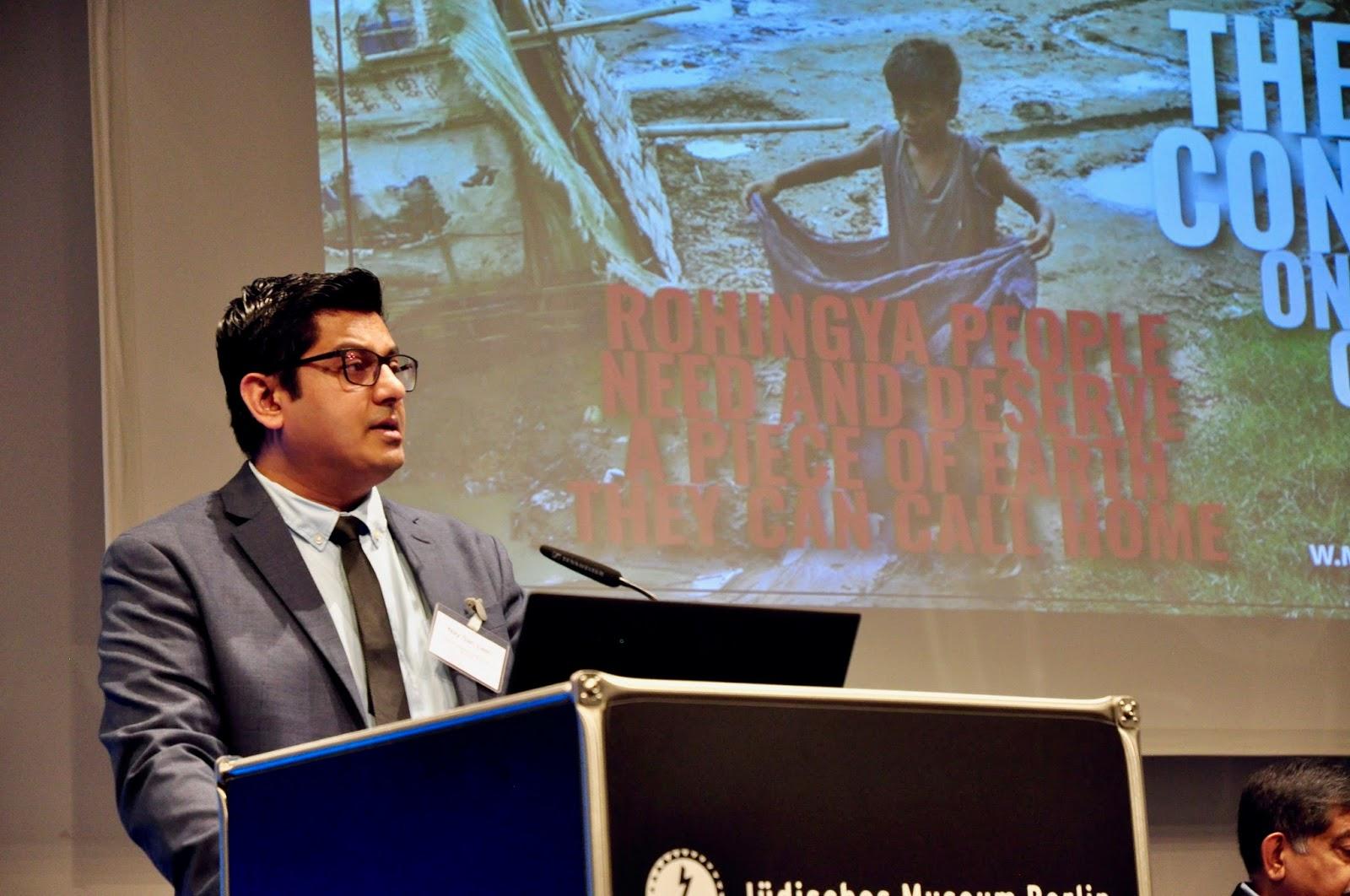 Rohingya Blogger: Rohingya crisis: 'It's not ethnic ...