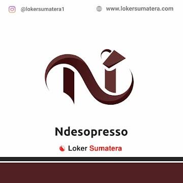 Lowongan Kerja Pekanbaru: Ndesopresso Mei 2021