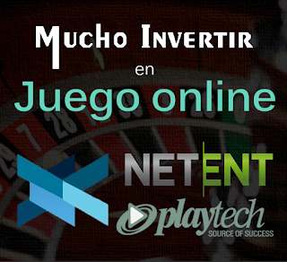 Invertir en juego - XLMedia, 888, William Hill, Playtech, Netent