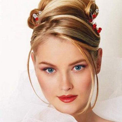 Acconciature Capelli Raccolti Per Cerimonia - Acconciature Eleganti Foto e  Tutorial per imparare Beautydea 5ae08a7c8e93
