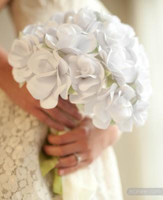 Bouquet de Rosas de Papel. Hazlo tu Misma