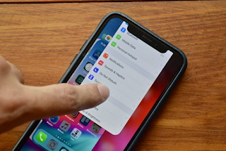 Cara Tutup Aplikasi di iPhone XS, iPhone XS Max & iPhone XR dengan mudah