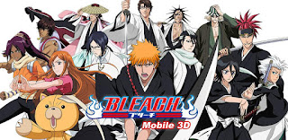 Bleach Mobile 3D v19.1.0 Mod Apk For Unlimited Money
