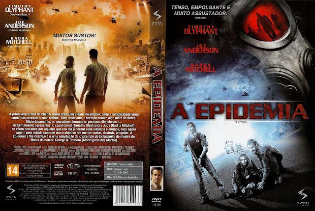 Capa DVD A Epidemia