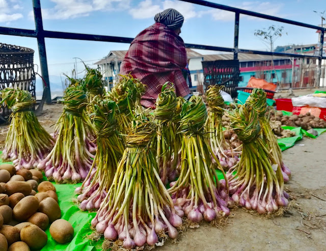 Nagaland Through My Eyes - The other taste of Nagaland - Organic Veggie Paradise^^