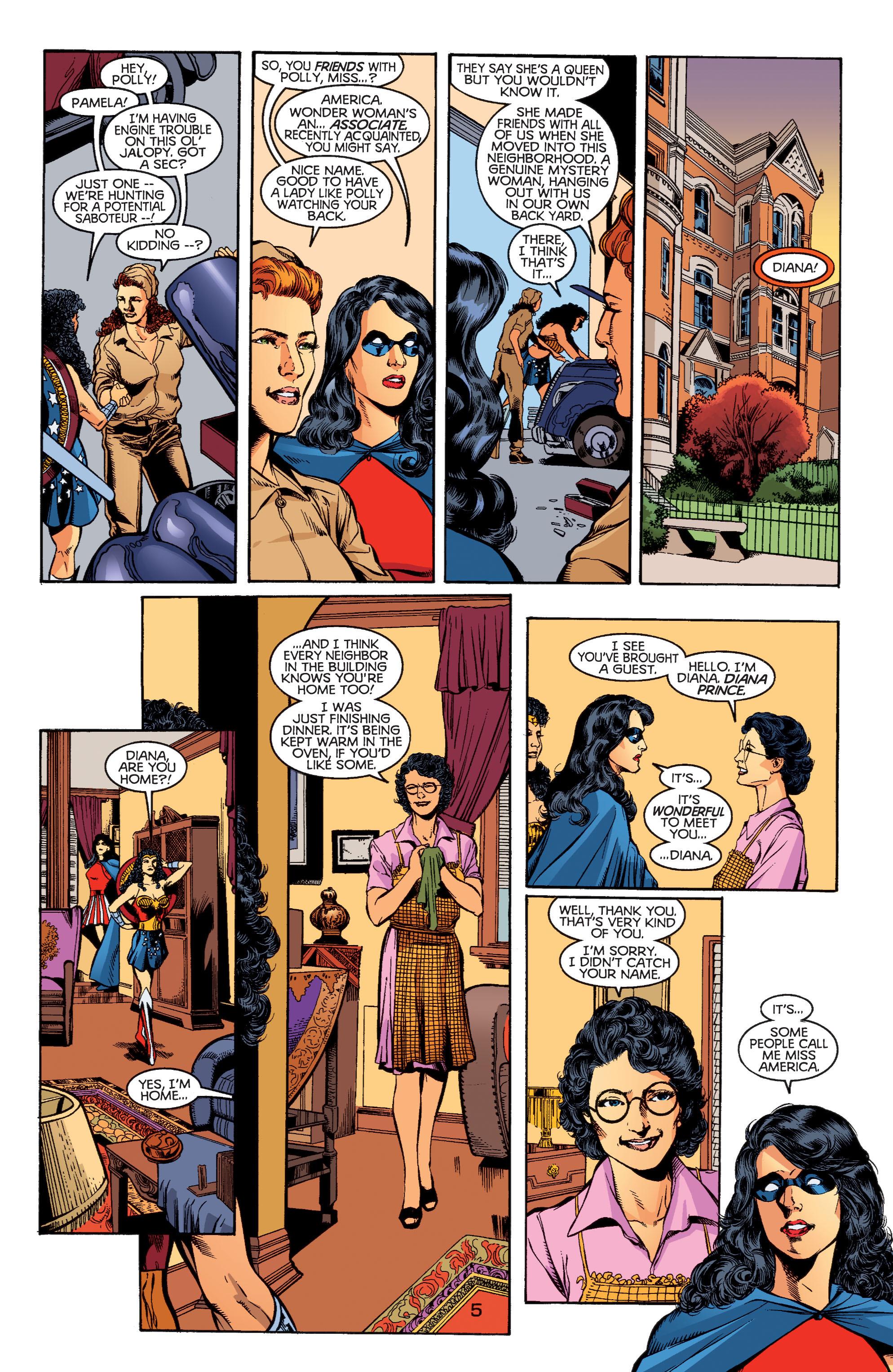 Read online Wonder Woman (1987) comic -  Issue #185 - 6