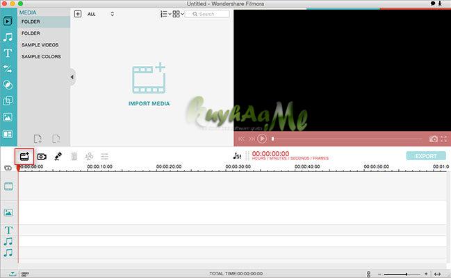 Wondershare Filmora Mac