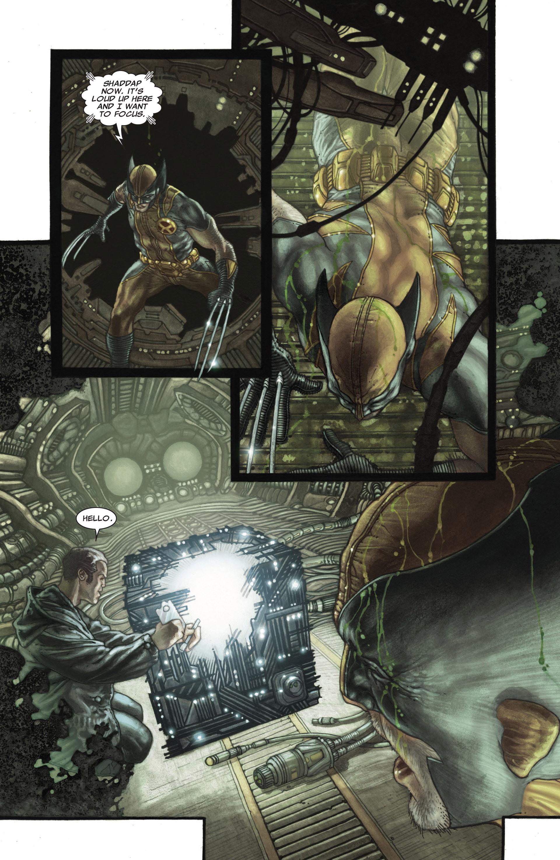 Read online Astonishing X-Men (2004) comic -  Issue #26 - 11